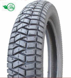 High Performance Affordable Motorcycle Tubeless Tyre 3.50-16