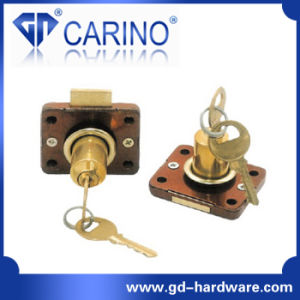 (Hl508P) Furniture Office Desk Drawer Lock Cabinet Lock pictures & photos