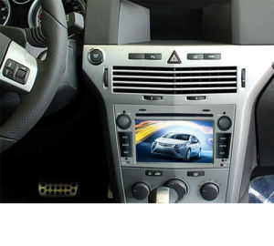 2 DIN Car DVD Player DVD Player for Opel Astra with GPS and Navigation (FLY-OP-8883)