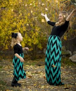 2014 Long Sleeve Lace Chevron Maxi Dress for Women /Lady Dress