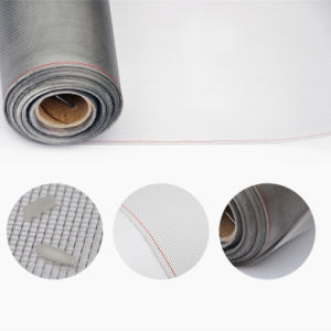22 Mesh, 0.15/0.16 mm, Stainless Steel Window Screen Wire Mesh Netting pictures & photos