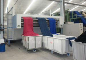 Textile Machine Knit Fabrics Tubular and Open Width Relax Dryer pictures & photos
