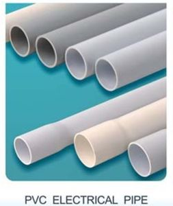 PVC Pipe Electrical Conduit Wire Tube Cable HD25