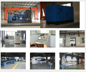 Cummins Diesel Generator From 20kVA to 1800kVA (YMC-200) pictures & photos