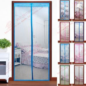 High Qaulity Magnetic Door Flyscreen (BHN-M03) pictures & photos