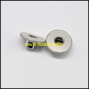 Classic Jeans Button Metal Material
