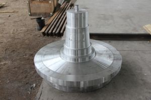 Hot Forging Heavy Forging Air-Blower Shaft pictures & photos