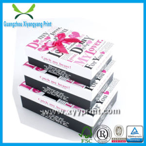 High Quality Custom Cardboard Packaging Box with Logo pictures & photos