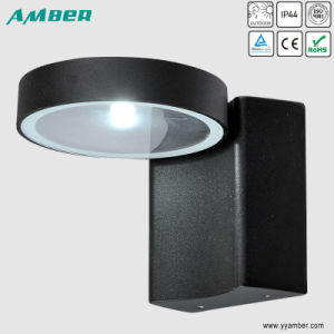 Round One Side LED Wall Light for 8W pictures & photos