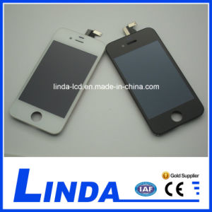 LCD with Touch Panel Digitizer for iPhone 4 pictures & photos