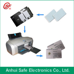 2016 High Quality Inkjet Printable PVC Card pictures & photos