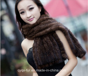 2015 Hot Selling Mink Fur Scarf Factory Wholesale pictures & photos