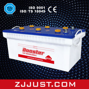 N225 12V225ah 12volt Dry Heavy Duty Lead Acid Battery pictures & photos
