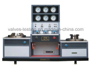 Set Pressure Safety Valves Test Station for Oil & Gas Industry pictures & photos