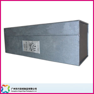 Wine Packaging Box with Nameplate (XC-1-064) pictures & photos