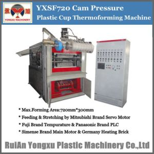 Plastic Container Forming /Making Machine (Servo Motor YXSF750*350) pictures & photos