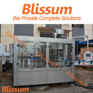 Complete Beverage Making Washing Filling Capping Machine pictures & photos