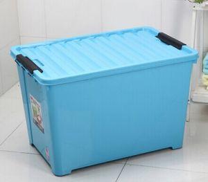 Storage Clothes Use Plastic Storage Box pictures & photos