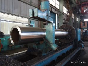 Forged Hollow Bar Alloy and Carbon Steel Forging pictures & photos
