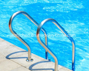 3 Tread Stainless Steel Standard Swimming Pool Ladder pictures & photos