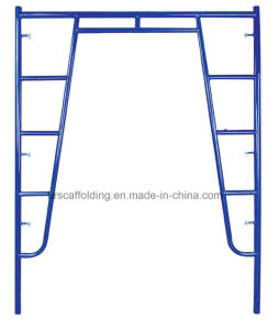 Powder Coated Walk Through Scaffolding Frame pictures & photos