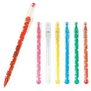 Plastic Offical Maze Gel Pen (ST005) pictures & photos