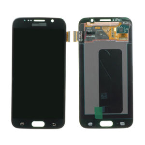 Galaxy S6 LCD Display Screen Touch Digitizer for Samsung S6 pictures & photos