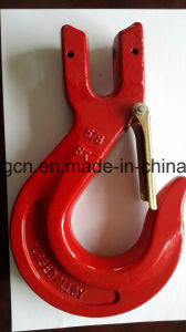 G80 Red Painted Clevis Grab Hook pictures & photos