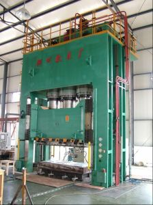 Fiber Reinforced Plastics Hydraulic Press Machine (2000T) pictures & photos