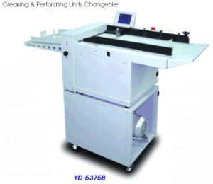 Auto Digital Creaser Yd-5375b pictures & photos