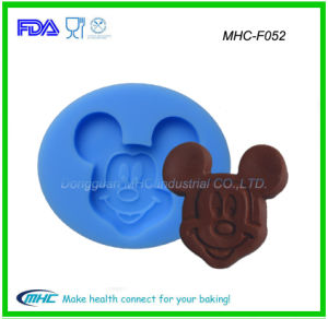 Mickey Mouse Silicone Mold Fondant Silicone Cake Mold Cake Decoration