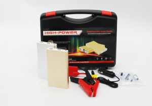 Hottest Selling 12V Super Slim Power Bank Mini Jump Starter pictures & photos