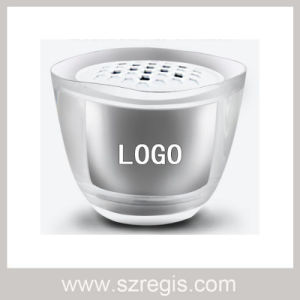 Mini Beautiful Crystal Glass Wireless Bluetooth Speaker pictures & photos