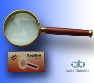 Magnifier for Metal with Wooden Handle (1150-50)