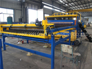 Ribbed Concrete Steel Bar Mesh Welding Machine pictures & photos