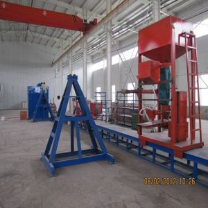 Professional FRP/GRP Horizontal Tank Filament Production Line Winding Machine pictures & photos