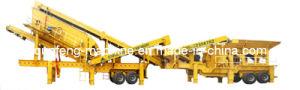 Mobile Building Waste Block Production Line pictures & photos