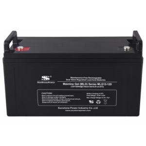 Lead Acid Deep Cycle Solar Battery 12V 120ah pictures & photos