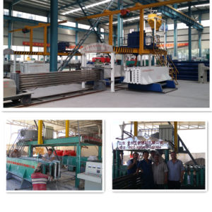 Gypsum Wall Panel/Board Making Machine/Equipment pictures & photos