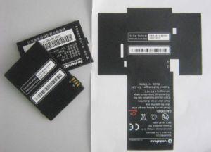 Flame Retardant Self Adhesive Label Material