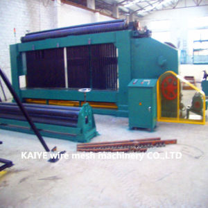 Gabion Mesh Machine/Hexagonal Mesh Making Machine pictures & photos