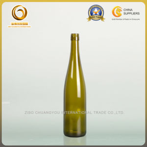 Extra Best Quality 750ml Rhine Glass Bottle with Screw Cap (346) pictures & photos