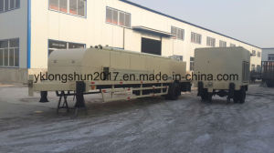 1250-800 Large Span Frameless Arch Steel Hangar Roof Building Roll Forming Machine pictures & photos