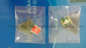 Double Bags Small Nylon Tea Bag Packing Machine pictures & photos