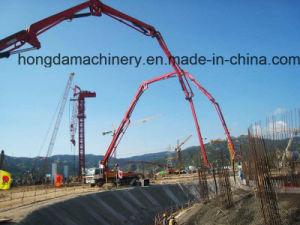 Hongda Nice Quality Concrete Pump-28m pictures & photos