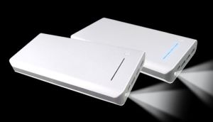 17600mAh 3 Output Powerbank for Tablet PC, iPad, iPhone, Smart Phones Jy-049