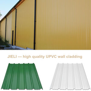 Anticorrosion Plastic PVC Wall Cladding pictures & photos