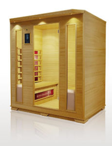 LCD Sauna Room Thermostat with Lamp Output pictures & photos