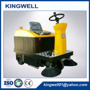 Road Sweeper Machine with 1050mm Sweeping Width (KW-1050) pictures & photos
