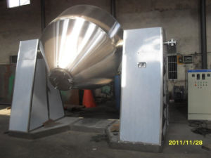High Quality Double Cone Rotary Vacuum Dryer pictures & photos